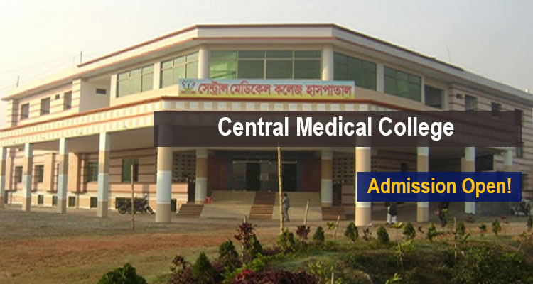 CENTRAL MEDICAL COLLEGE, COMMILA