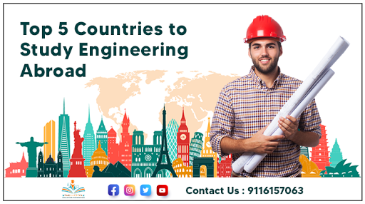 Top 5 Countries to Study Engineering Abroad
